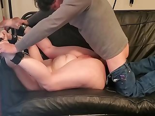 Mom Forced Fucked In Her Ass  Son Forced To Watch