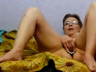 Russian teacher 44 years old is hungry for my dick on skype,