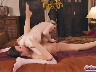 Alexis Fawx found the way to fucked Mackenzie again by diguising as an old woman