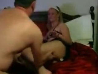 real older nurse fucking at home