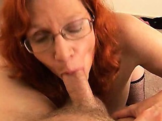 Busty Redhead Mature